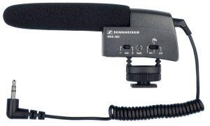 Sennheiser MKE 400 Richtmikrofon Foto