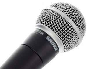 Shure SM58 LC Mikrofon Foto