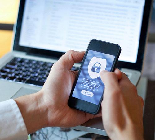 Das Einrichten einer PIN schützt dein Smartphone vor unberechtigter Zugriffnahme.