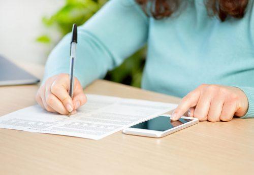 Anders als bei Prepaid, ist bei der Flat ein Vertragsabschluss vonnöten.
