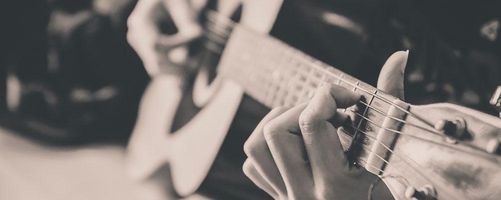 Der Klang der Westerngitarre für Einsteiger.